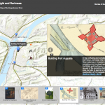 A Confluence of Light and Darkness: Interactive Cultural Historical Map of the Susquehanna River