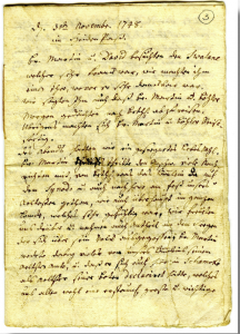 The Shamokin Mission Diary. This section, written by the famous missionary David Zeisberger, gives a first hand account of the Sachem Shikellamy's death in December 1748